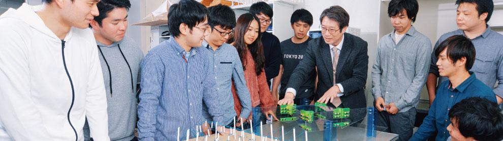 九州工業大学工学部建設社会工学科
