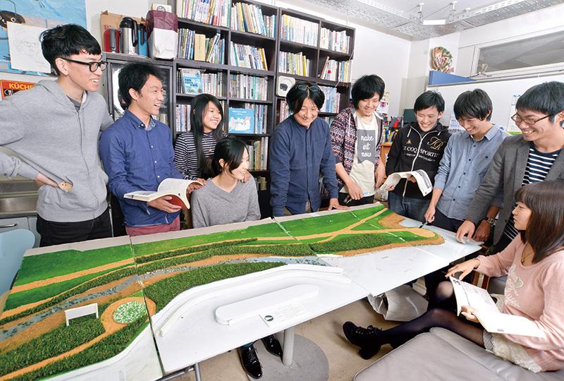 国土デザインコース